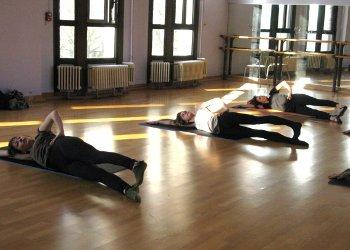 Gym douce Barre au sol