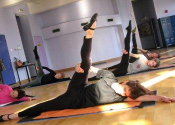 Cours p ralta gymnastique douce globale paris barre au sol danse stages enfants adultes - Distance barre au sol ...